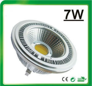 LED 7W Sharp COB LED AR111 pictures & photos