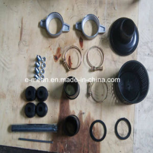 Air-Cooled Petrol Engine 4 Stroke Water Pump pictures & photos