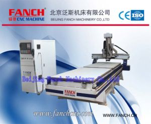 Double-Station Drilling and Cutting Machining Machine for Woodworking (FC-1350MP)