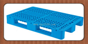 Iran High Quality Plastic Warehouse Pallets for Racking Manufacturer pictures & photos