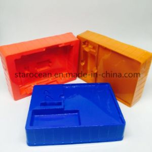 Plastic PVC/PP/Pet Packaging Cosmetic Gift Box pictures & photos