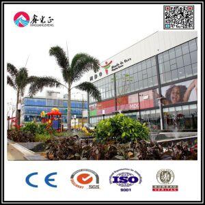 Easy Construction Steel Strucutre Supermarket/Hotel (XGZ-0735) pictures & photos