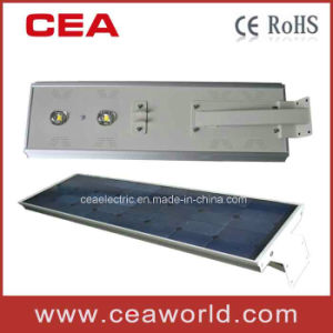 50W COB Type Integrated LED Solar Street Light pictures & photos