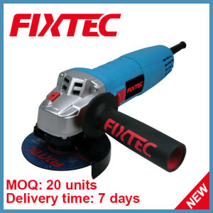 Fixtec 710W 100mm Mini Angle Grinder Machine of Power Tool (FAG10001) pictures & photos