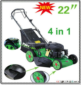 "EPA/GS/EMC/CE 5.0HP 139CC 22"" 4 in 1 Self-Propelled Gasoline Lawn Mower (XYM188-3BJ)"