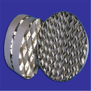 High-Efficiency Structured Packings Wire Mesh pictures & photos