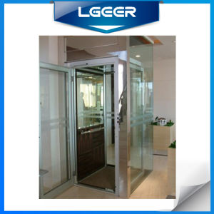 Glass Elevator/ Home Lift with Good Decoration pictures & photos