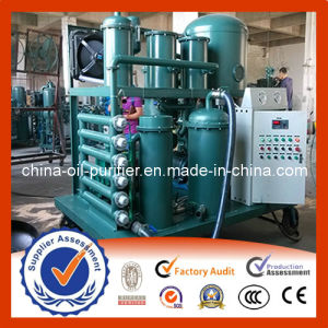 Hydraulic Oil Purification Machine / Oil Recycling (TYA) pictures & photos