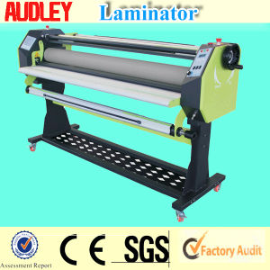 Audley Adl-1600h1 Hot Cold Roll Laminator with CE 160cm pictures & photos