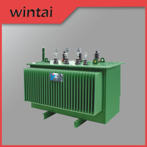 Power Supply Distribution Three Phase Transformers (S13)