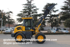 Hongyuan Wheel Loader with CE Certificate (ZL16F) pictures & photos