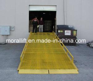 Workshop Mobile Forklift Loading Ramp pictures & photos