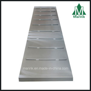 Hot Dipped Galvanized Steel Floor / Crush Options pictures & photos