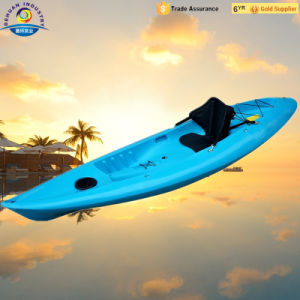 Single Recreational Kayak, River Kayak, Sit on Top Type