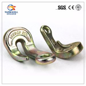 Forged Alloy Steel G70 Clevis Bend Grab Hook pictures & photos