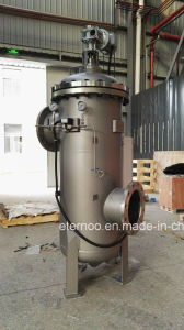 High Pressure Automatic Brush Filter pictures & photos