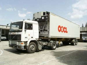 Freezer Container Semitrailer pictures & photos