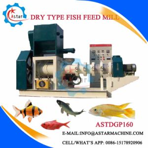 2016 Hot Selling Fish Extruded Pellet Machines for Sale pictures & photos