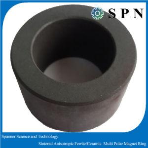 Ceramic /Hard Ferrite Core Magnet for DC Motor Rings pictures & photos