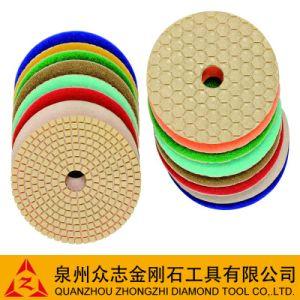 Diamond Polishing Dry Pads