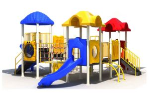 Children Exercising Combination - Outdoor Playground Equipment (JME-04) pictures & photos
