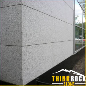 Cheap Chinese Grey Granite Wall Tile For Wall Cladding Project China Wall Tile Granite Tile