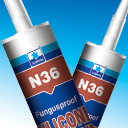 Neutral General Propose Silicone Sealant Anti-Fungus pictures & photos