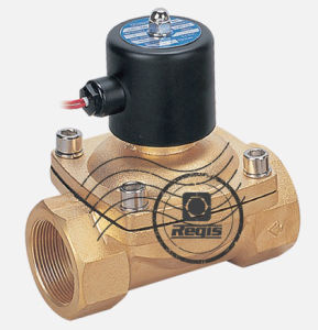 2W 2 Way Direct Acting Solenoid Controlled Water Valve