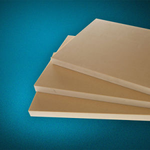 WPC Foam Board Formwork for Concrete Material pictures & photos