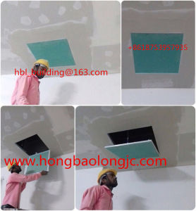 Access Panel with Moisture-Proof Gypsum Board pictures & photos