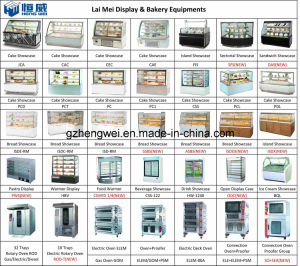 Food Display Showcase and Bakery Equipments
