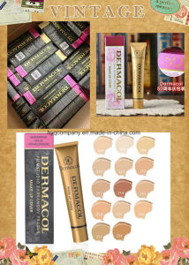 Dermacol Make-up Cover 12 Colors Foundation Concealer pictures & photos