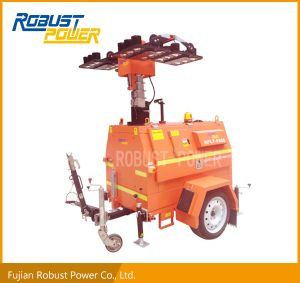 Kubota Diesel Generator Light Tower pictures & photos