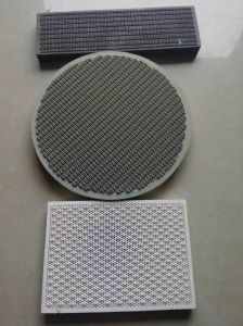 Infrared Honeycomb Ceramic Plate pictures & photos