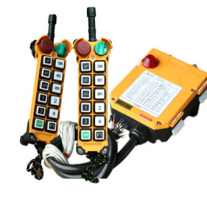 F24-12s Wireless Remote Control Overhead Crane pictures & photos