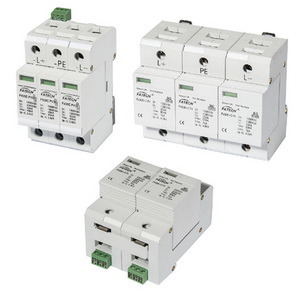 CE approved 1000VDC Photovoltaic Surge Protective Device Surge Protection (Type 2, 40kA) pictures & photos