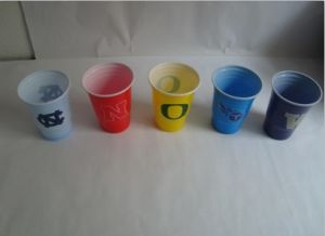 Colorful Plastic Beer Cup for Drinking pictures & photos