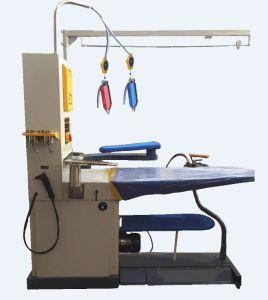 Bridge Type Suction Rocker Ironing Table Suction Blast Ironing Table pictures & photos