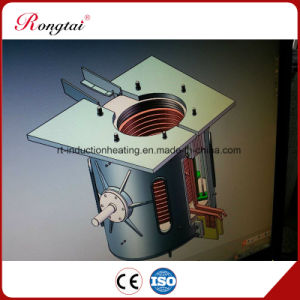 Industrial Electric Furnace for Melting Aluminum pictures & photos