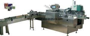 Full-Automatic High-Speed Facial Tissue Carton Box Packing Machine pictures & photos