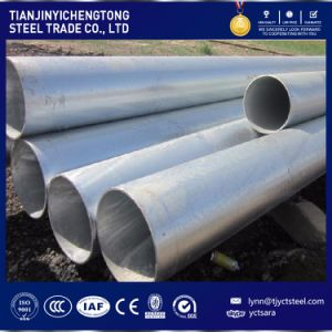 Galvanized 2.5 Inch Steel Pipe for Greenhouse Frame Price Per Kg pictures & photos