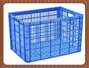 High Quality Customized Plastic Storage Fruit Basket for Sale pictures & photos