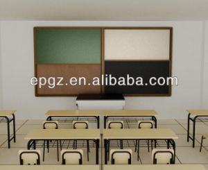 School Furniture Movable Green Board & White Board pictures & photos