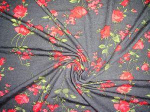 Rayon-Spandex-Reactive Printing Fabrics Jff-012