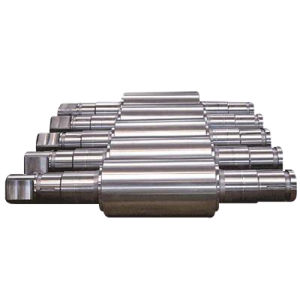 Forged Rolling Mill Rolls Used by Rolling Machine (LD-007) pictures & photos
