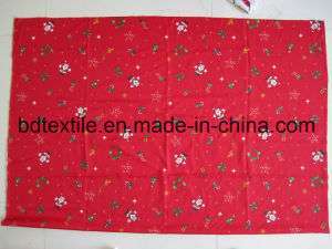 Top Sale 100%Polyester Printed Table Cloth pictures & photos