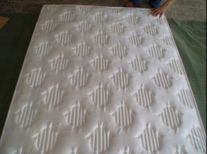 Fire Retardant Compressed Spring Mattress (M239) pictures & photos