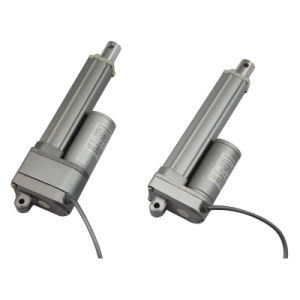 DC12V or 24V Mini Linear Actuator IP65 300mm Stroke 400n pictures & photos