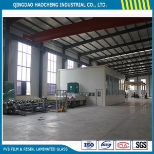 6.38mm 8.38mm Clear Laminated Glass with PVB Fim Price pictures & photos