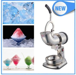 Electric Full Stainless Steel Ice Crusher (ZY-SB114)